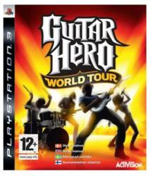 Activision Guitar Hero World Tour (PS3)