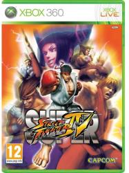 Capcom Super Street Fighter IV (Xbox 360)