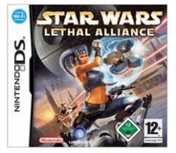 LucasArts Star Wars Lethal Alliance (Nintendo DS)