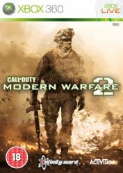 Activision Call of Duty Modern Warfare 2 (Xbox 360)