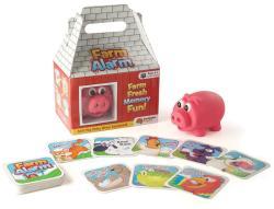 Fat Brain Toys Joc de memorie Alarma la Ferma! (FBTFA144-1) - bekid