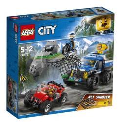 LEGO City - Üldözés a földúton (60172)