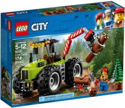 LEGO City - Erdei traktor (60181)