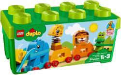 LEGO Duplo - Első állatos dobozom (10863)