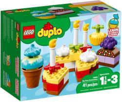 LEGO Duplo - Első ünneplésem (10862)