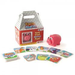Fat Brain Toys Joc de memorie Alarma la Ferma! (FBTFA144-1) - ookee