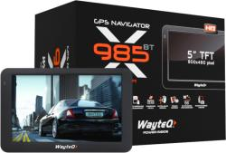 WayteQ x985BT +IGO Primo