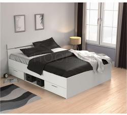 Tempo Kondela Michigan ágy fiókokkal 140x200cm