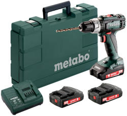 Metabo BS 18 L SET (602321540)