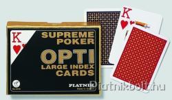 Piatnik Opti pókerkártya 2*55 lap