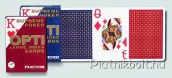 Piatnik Opti pókerkártya 1*55 lap