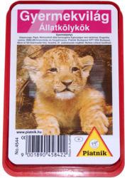 Piatnik Gyermekvilág Állatbébik kártyajáték