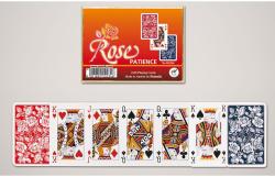 Piatnik Rózsa pasziánsz kártya