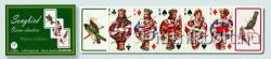 Piatnik Énekesmadár pasziánsz kártya