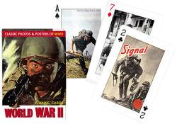Piatnik A II. Világháború Exkluziv römikártya