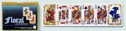 Piatnik Floral pasziánsz kártya