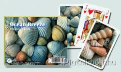 Piatnik Ocean Breezer - Tengeri kagylók Művész römikártya