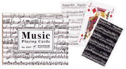 Piatnik Music Művész römikártya 2*55 lap