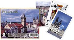 Piatnik Prága-Belváros Luxus römikártya