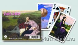 Piatnik Szinyei festmények Művész römikártya