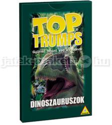 Piatnik Top Trumps Dinoszauruszok kártya