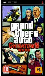 Rockstar Games Grand Theft Auto Chinatown Wars (PSP)