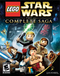 LucasArts LEGO Star Wars The Complete Saga (PC)