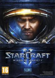 Blizzard StarCraft II Wings of Liberty (PC)