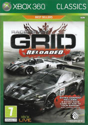 Codemasters Race Driver GRID Reloaded [Classics] (Xbox 360)