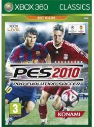 Konami PES 2010 Pro Evolution Soccer (Xbox 360)