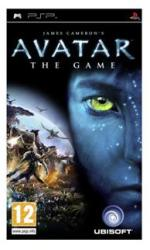 Ubisoft James Cameron's Avatar The Game (PSP)