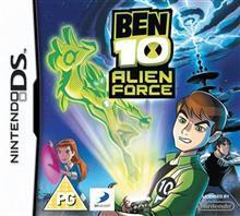 D3 Publisher Ben 10 Alien Force (Nintendo DS)