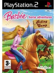 Activision Barbie Horse Adventures Riding Camp (PS2)