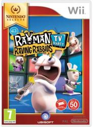 Ubisoft Rayman Raving Rabbids TV Party (Wii)