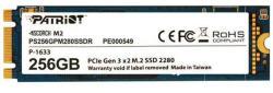 Patriot Scorch 256GB M.2 PCIe PS256GPM280SSDR