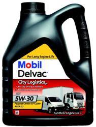 Mobil Delvac City Logistics P 5W-30 4L