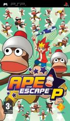 Sony Ape Escape P (PSP)