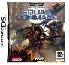 THQ Warhammer 40,000 Squad Command (Nintendo DS)