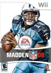 Electronic Arts Madden NFL 08 (Wii)