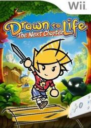 THQ Drawn to Life The Next Chapter (Wii)