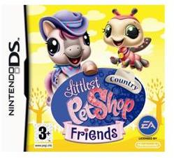 Electronic Arts Littlest Pet Shop Country Friends (Nintendo DS)