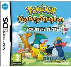 Nintendo Pokémon Mystery Dungeon Explorers of Sky (Nintendo DS)