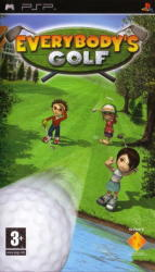 Sony Everybody's Golf (PSP)