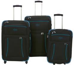 F|23 Dallas 2.0 3db-os bőrönd szett (77058-7)