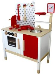 AGA4KIDS Bucătărie din lemn ASHLEY (W10C035)