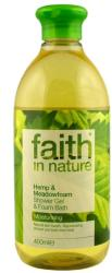 Faith in Nature Kender És Tajtékvirág Tusfürdő 400ml