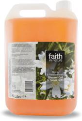 Faith in Nature Kender és tajtékvirág tusfürdő 5000ml