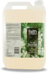Faith in Nature Teafa Tusfürdő 5000ml