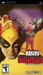 Capcom Harvey Birdman Attorney at Law (PSP)