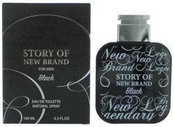 New Brand Story Of Black Men EDT 100ml